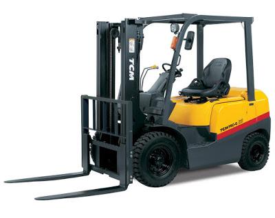TCM4 - Sửa xe nâng điện với giá phù hợp, chất lượng vượt trội