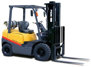 xe nang chay xang tcm 373973f20075 - Dòng xe nâng dành riêng cho các kho lạnh